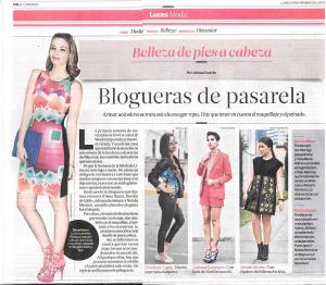 Bloggers EL COMERCIO
