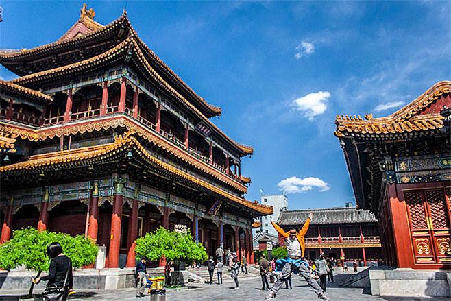 China-Pekin-Templo-Lamas-Salto