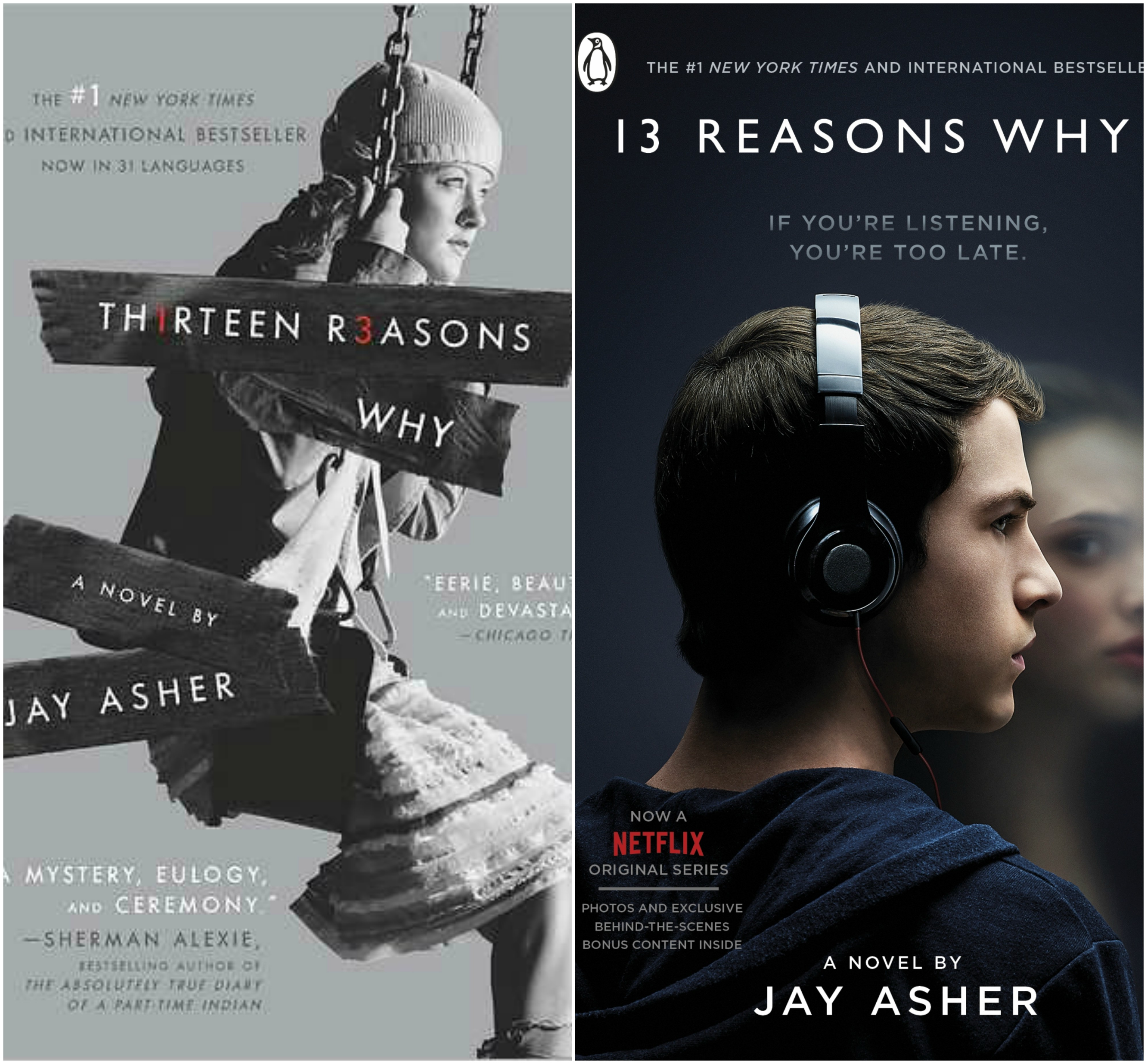 13 Reasons Why Book Vs Tv Show Dolce Placard