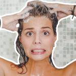 5 Cosas Que No Sabías Haces Mal al Lavarte el Cabello